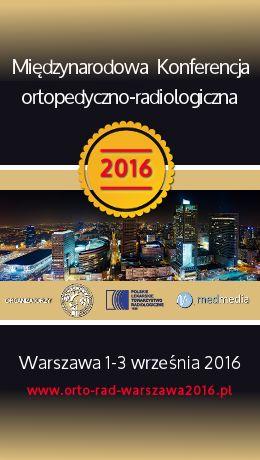 Międzynarodowa Konferencja ortopedyczno-radiologiczna