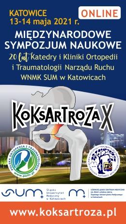 Koksartroza (13-14.05.2021)