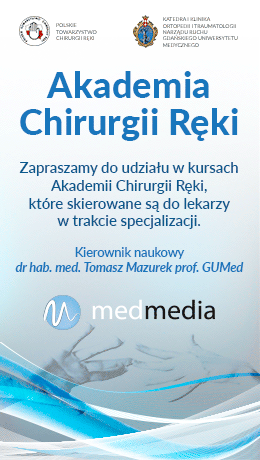 Akademia chirurgii ręki (24-25.11.2019)