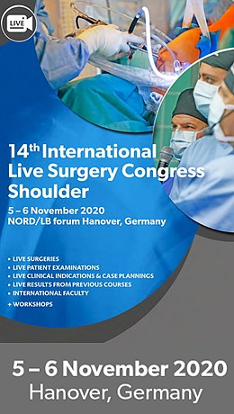 14th International Live Surgery Congress Shoulder (5-6.11.2020)