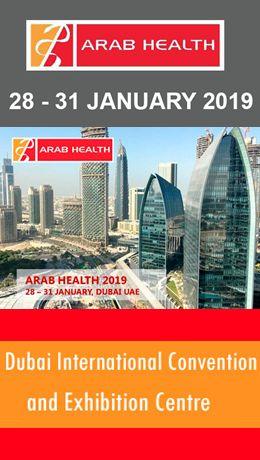 Arab Health (28-31.01.2019)