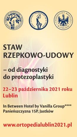 STAW RZEPKOWO-UDOWY Od diagnostyki do protezoplastyki (22-23.10.2021)