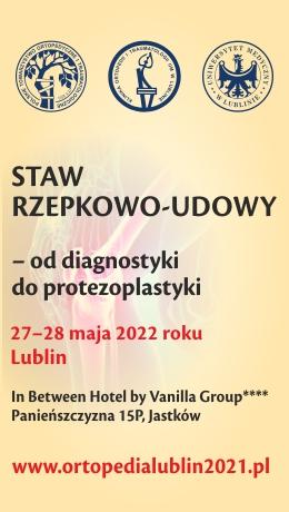 STAW RZEPKOWO-UDOWY Od diagnostyki do protezoplastyki (27-28.05.2022)