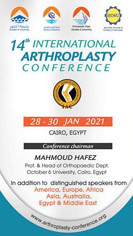 International Arthroplasty Conference