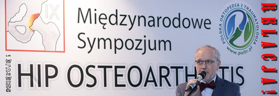 Koksartroza - sprawozdanie