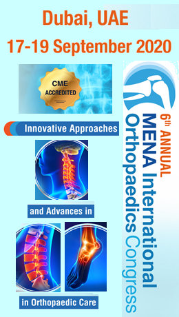 6th Annual MENA International Orthopaedics Congress