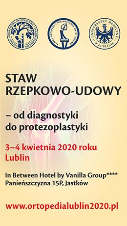 Staw rzepkowo-udowy (3-4.04.2020)
