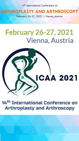 14th International Conference on Arthroplasty and Arthroscopy